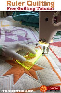 "Sew Easy Patchwork Acolchar regla 14 X 4.5/"""