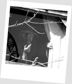 Satu Ylävaara Portfolio: Witch and ghost train at Linnanmäki Rocky Horror, 50 Shades, Yule, Black And White Photography, Steampunk, Polaroid Film, Tapestry, Train, Entertaining