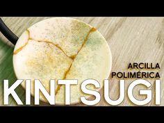 Kintsugi con arcilla polimérica – Tutorial [Sub] | Ana Belchí - YouTube