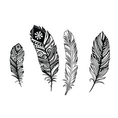 Image result for mandala feather
