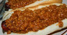 Farm Girl Tails: Hot Dog Sauce