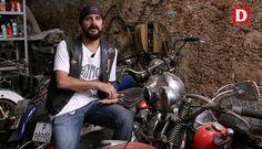 ¿Cómo mantener rodando una #Harley en #Cuba?  Aficionados cubanos a estas #motos comentan que 'no hay club oficial de #HarleyDavisdon' en la Isla, y explican las dificultades que enfrentan para restaurar los vehículos.  MIRA EL VÍDEO EN