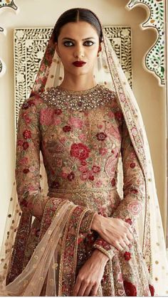 Email at clothing.dahlia@gmail.com or dm for queries and order For heavy made to measure bridal and party wear at affordable prices follow @dahlia_bridals on Instagram we ship worldwide Indian Gowns, Indian Attire, Indian Ethnic Wear, Pakistani Dresses, Indian Outfits, Bridal Anarkali Suits, India Fashion, Ethnic Fashion, Asian Fashion