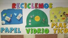 ¡Reciclemos! Los niños aprenden a reciclar. Earth Day Activities, Paw Patrol Party, Practical Life, Language Activities, Learning Environments, Teacher Hacks, Science And Nature, Special Day, Recycling