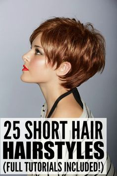 Women Hairstyles And Fashion: 25 Trend Short Hairstyles