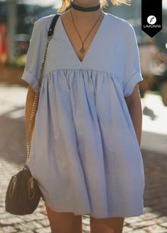 Cute Dresses, Casual Dresses, Short Dresses, Summer Dresses, Dress Outfits, Fashion Dresses, Cute Outfits, Love Fashion, Womens Fashion
