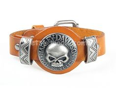 Jewelry bangle cuff bracelet skull bracelet skull charm by mooli, $8.00