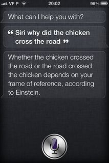 I really need to ask Siri better questions...