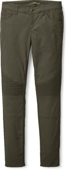 prAna Women's Brenna Pants Cargo Green 14 I have these. How do I make an outfit!!!???