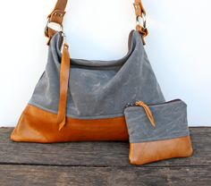 Matching Set Special  Hobo Sling Handbag & di BideauxDesigns, $102,00