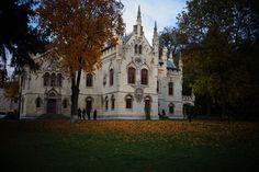 Castle from Miclauseni- Romania Sturdza family castle.