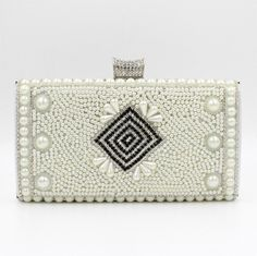 Find More Evening Bags Information about 2015 New Clutch Bag Women's New Rectangular Diamond Pearl Embroidered Evening Bag Hot Punk Clutch Purse Beaded Shoulder Bag B175,High Quality bag photo,China bags black and white Suppliers, Cheap bags for vacuum sealer from The Sunny Day on Aliexpress.com