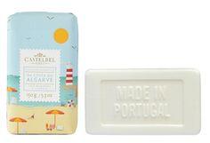 #Portugal #Perfumado: Descubra a #nova #coleção de #sabonetes da #Castelbel   #inspiração #regiões#obras de #arte #perfumadas #aromas #PapeisIlustrados #patriótico #postal #Hello #Portugal #Algarve #praias e #sol