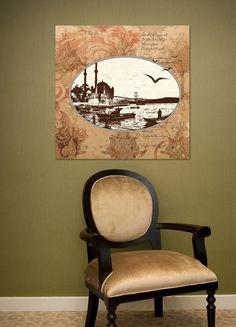no107 paintings - İstanbul Ortaköy