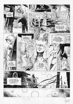 La quête de l'oiseau du temps - T07 - planche 35 by Vincent Mallié - Comic Strip