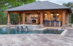Pool Houses Designs