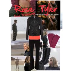 Designer Clothes, Shoes & Bags for Women Doctor Who Outfits, Doctor Who Cosplay, Fandom Outfits, Eighth Doctor, Second Doctor, Rose Tyler Costume, Martha Jones, Donna Noble, Hallows Eve