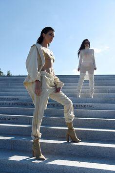 Kendall Jenner, NYFW SS17: Yeezy Season 4