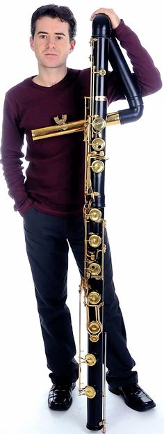 Contrabass Flute... only 4 in existance