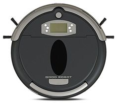 Special Offers - Wisefit Automatic Smart Robotic Vacuum Cleaner PT699 Black - In stock & Free Shipping. You can save more money! Check It (May 11 2016 at 03:30AM) >> http://vacuumsusa.net/wisefit-automatic-smart-robotic-vacuum-cleaner-pt699-black/
