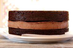Chocolate Cheesecake Cake 3