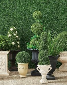 Shop Outdoor Planters from Frontgate.