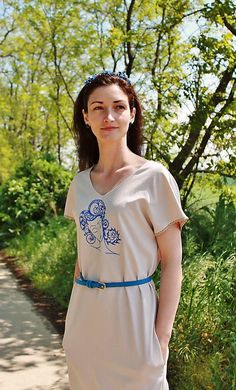maramanufaktura / dámske šaty /kolekcia SPANILÁ Work Fashion, Cover Up, T Shirts For Women, Tops, Dresses, Vestidos, Dress, Gown, Outfits