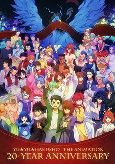 Yu Yu Hakusho best anime EVER!