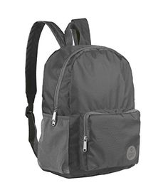 Buy Foldable Backpack Super Lightweight Luggage for Travel Hiking School Gym  - Gray - and More Fashion Bags at Affordable Prices. ea7bcabfe0