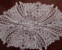 Lace Tablecloth 'Sword'
