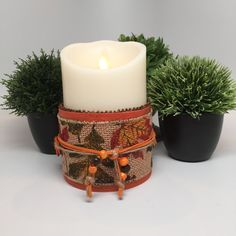 Now for sale on URCrafti.com See Fall Garland Candle Holder and Flameless Candle Here https://urcrafti.com/product/fall-garland-candle-holder-and-flameless-candle/ %HTAgs%