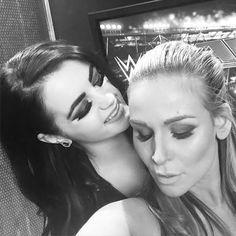 #WWE Paige & Natalya