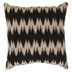 Gopala Toss Pillow Collection - Black/Gray : Target