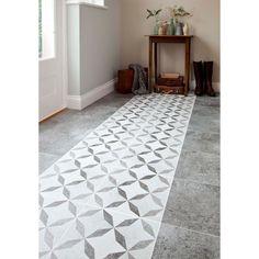 Brixton Dark Grey Floor 331X331
