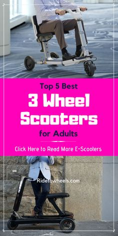 Do you know which one is the Best 3 Wheel Electric Scooter for Adults? This post will help you to finalize your choice to buy a cheap 3 Wheel Scooter. 3 Wheel Scooter, Kids Scooter, Electric Scooter With Seat, Motorcycle Types, Brand Promotion, 3rd Wheel, Specs, Baby Strollers, Children
