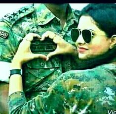Military Couples, Military Quotes, Army Couple Pictures, Dad Love Quotes, Indian Army Special Forces, Indian Flag Images, Indian Army Quotes, Indian Army Wallpapers, Army Pics