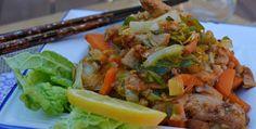Troll a konyhámban: Köményes serpenyős csirke kínai kellel - paleo