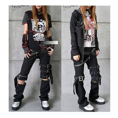 punk clothes for girls - Avril Lagvine