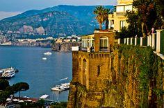 Costa de Amalfi, Italia.    Los siete mejores destinos de playa en Europa, ¡conócelos!