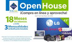 Sam's Club meses sin intereses open house