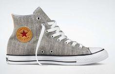 Converse Chuck Taylor All-Star Hi Chambray,