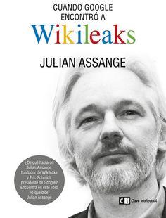 Assange afirma que Google trabaja para el Gobierno de EEUU   http://www.publico.es/internacional/558419/assange-afirma-que-google-trabaja-para-el-gobierno-de-eeuu