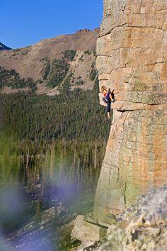 Ruth Lake, Uintas, Utah