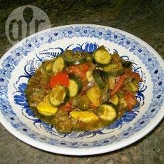 Ratatouille z bakłażanem @ allrecipes.pl
