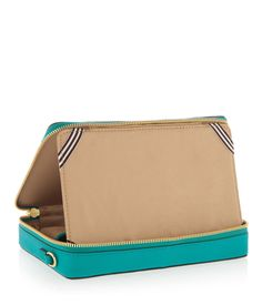 iPad Mini Crossbody | Tropical Green | Henri Bendel