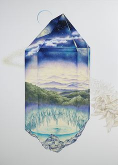 Landscape-in-a-Crystal.jpg 600×839 pixels, http://cov-inkk.com/oshima/wp-content/uploads/Landscape-in-a-Crystal.jpg#