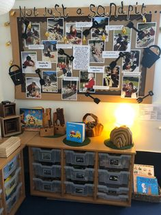 Year 1 Classroom, Early Years Classroom, Eyfs Classroom, Classroom Themes, Preschool Displays, Classroom Displays, Nursery Display Boards, Eyfs Outdoor Area, Curiosity Approach