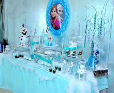 Frozen (Disney) Birthday Party Ideas | Photo 3 of 27 | Catch My Party