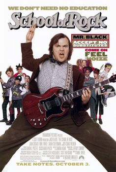 One of my fave Jack Black movies.