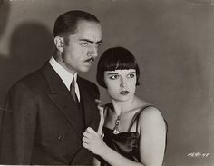 William Powell and Louise Brooks, The Canary Murder Case